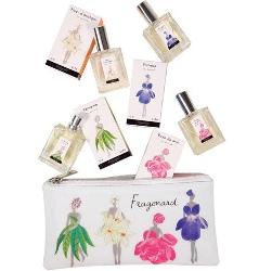Fragonard Femmes Fleurs Pouch