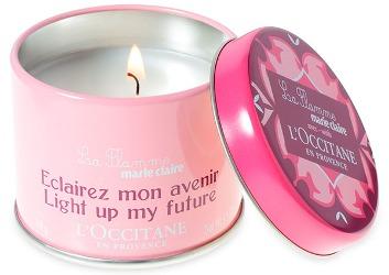 La Flamme Marie Claire Candle