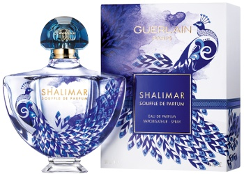 Guerlain Shalimar Souffle de Parfum, 2017 collector bottle