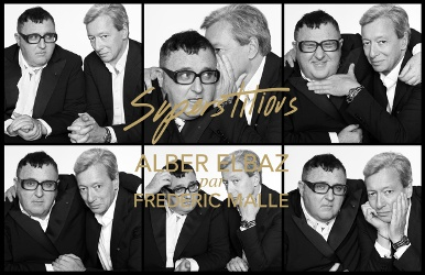 Frédéric Malle and Alber Elbaz for Superstitious