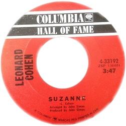 45, Leonard Cohen Suzanne