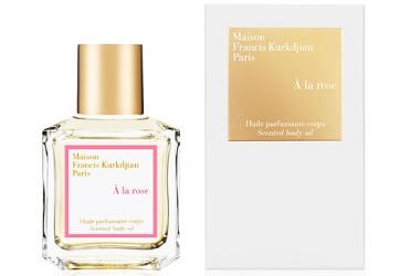 Maison Francis Kurkdjian À la Rose Body Oil