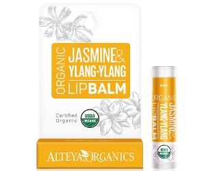 Alteya Organics Jasmine & Ylang-Ylang Lip Balm