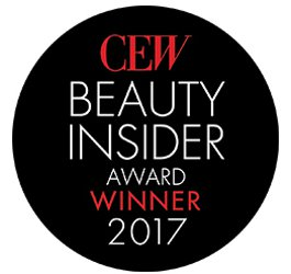 Cosmetic Executive Women awards logo 2017