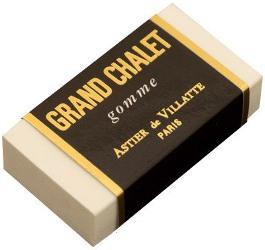 Astier de Villatte perfumed eraser in Grand Chalet
