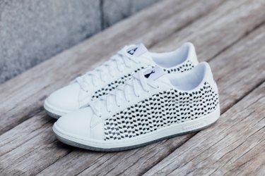 Le Coq Sportif + Guerlain sneakers