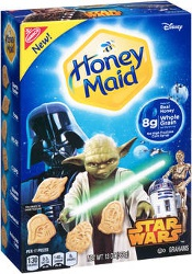 Honey Maid Star Wars