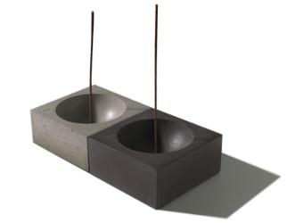 Large Orb incense burner