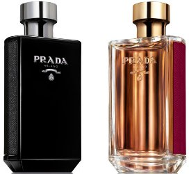 Prada La Femme Prada Intense and L'Homme Prada Intense