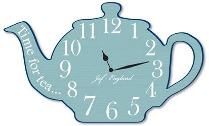 Vintage Teapot clock