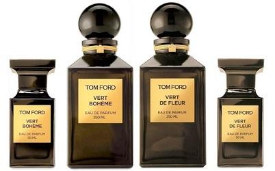 Tom Ford Vert Boheme & Vert de Fleur