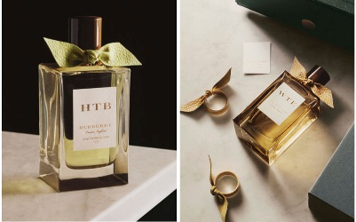 Burberry Bespoke fragrances