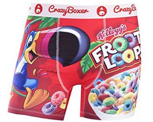 Froot Loops boxers