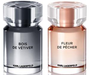 Karl Lagerfeld Bois De Vetiver & Fleur De Pecher