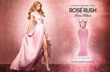 Paris Hilton Rosé Rush