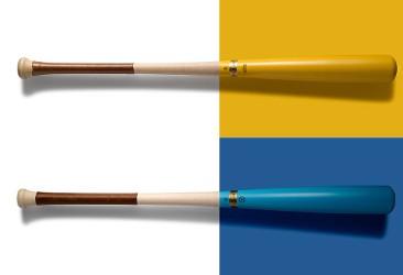 Warstic + Coach baseball bats