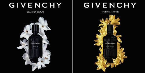 Givenchy Eaudemoiselle Couture Collection