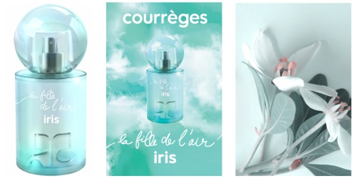 Courrèges La Fille de L'Air Iris