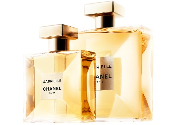 Chanel Gabrielle 50 and 100 ml bottles