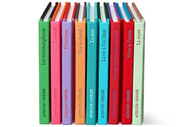 Philippe Dumas sketchbooks from Hermès