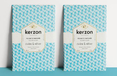 Kerzon's Riviere & Vetiver sachets