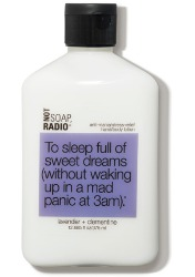 Not Soap Radio's To sleep full of sweet dreams