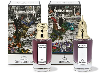 Penhaligon's Portraits Countess Dorothea and Monsieur Beauregard