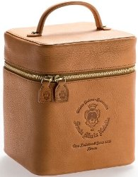 Santa Maria Novella Leather Beauty Case