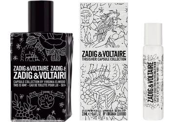 Zadig et Voltaire + Virginia Elwood
