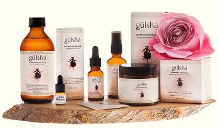 Gülsha skincare
