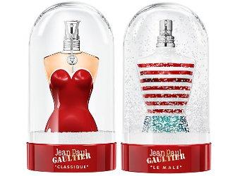 Jean Paul Gaultier snow globes 2017