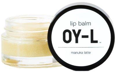 OY-L Manuka Latte lip balm