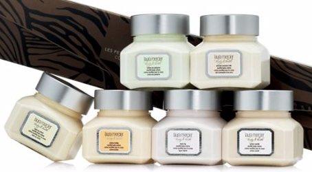 Laura Mercier Le Petite Souffles Body Crème Collection