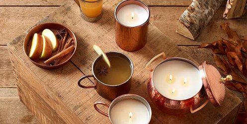 Thymes Simmered Cider