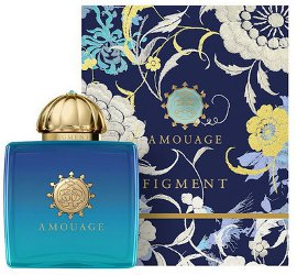 Amouage Figment Woman bottle & box
