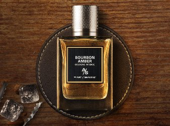 The Art of Shaving Bourbon Amber