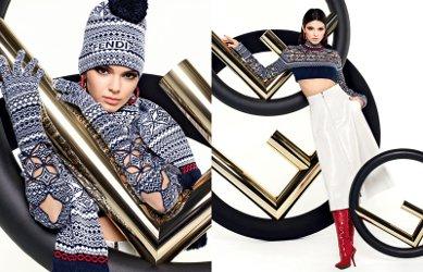 Kendall Jenner for Fendi