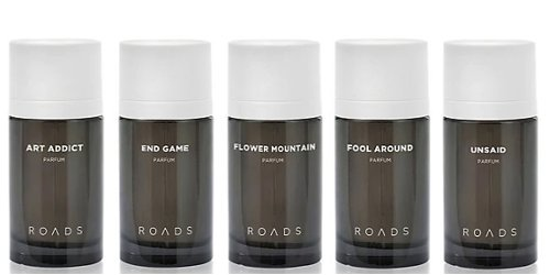 Roads Art Addict, End Game, Flower Mountain, Fool Around and Unsaid