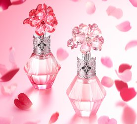 Jill Stuart Crystal Bloom Blessed Love & Crystal Bloom Promised Love