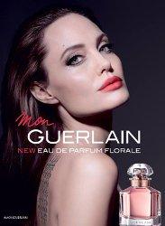 Angelina Jolie for Mon Guerlain Florale