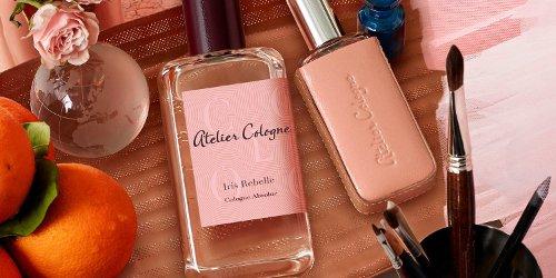 Atelier Cologne Iris Rebelle brand image