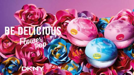 DKNY Be Delicious Be Delicious Flower Pop