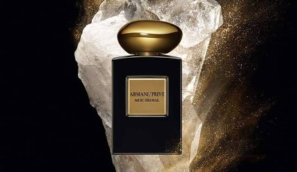 Armani Prive Musc Shamal ~ new perfume