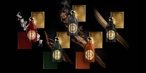 Guerlain Encens Mythique & Bois Mysterieux ~ new fragrances