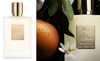 By Kilian Love, Don?t Be Shy Eau Fraiche ~ new fragrance