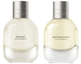 Rag & Bone Monoi & Genmaicha ~ new fragrances