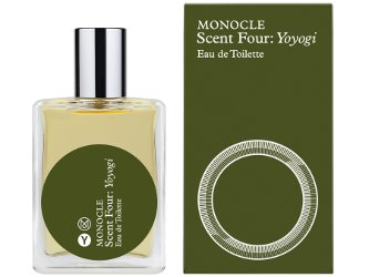 Comme des Garcons + Monocle Scent Four: Yoyogi ~ new fragrance