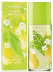 Elizabeth Arden Green Tea Pear Blossom ~ new fragrance