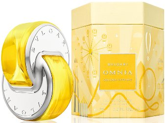 Bvlgari Omnia Golden Citrine ~ new perfume
