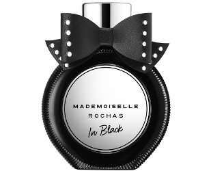 Rochas Mademoiselle Rochas In Black ~ new fragrance
